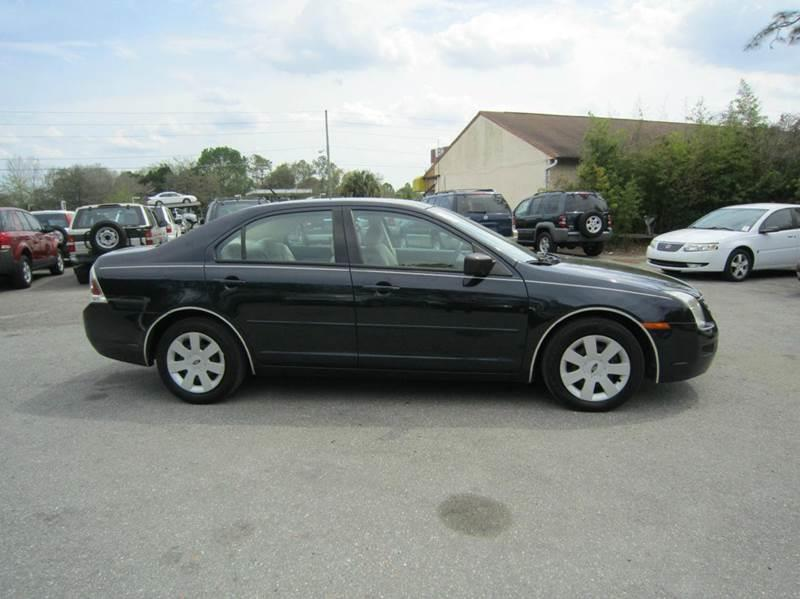 2008 Ford Fusion I4 S 4dr Sedan - Longwood FL
