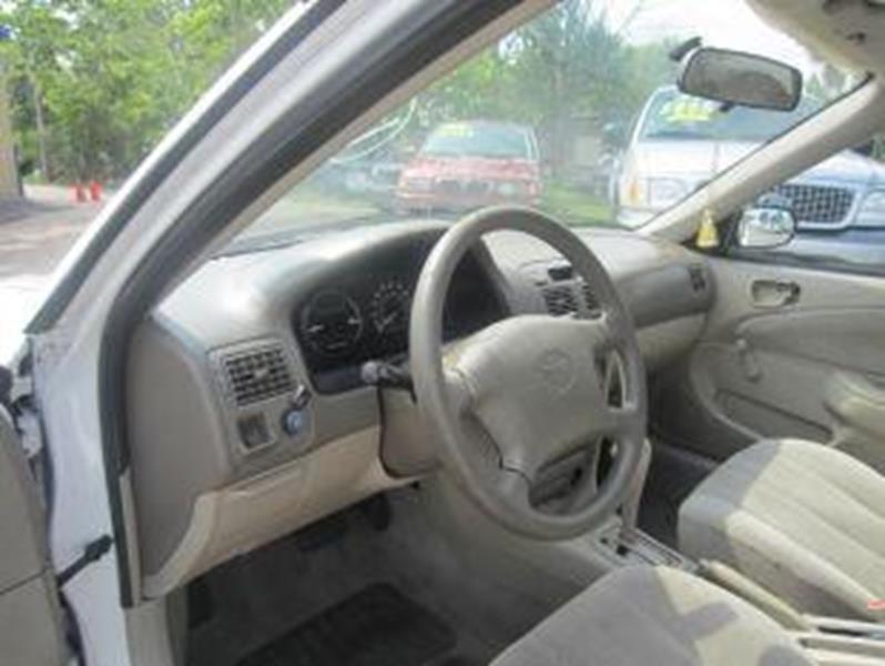 2002 Toyota Corolla CE 4dr Sedan - Longwood FL