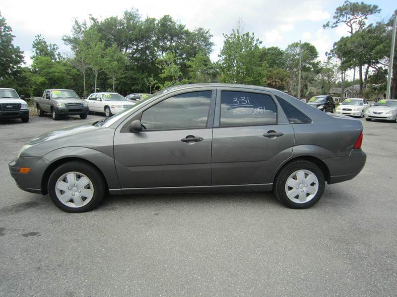 2007 Ford Focus ZX4 SE 4dr Sedan - Longwood FL