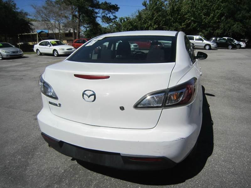 2011 Mazda MAZDA3 i Sport 4dr Sedan 5A - Longwood FL