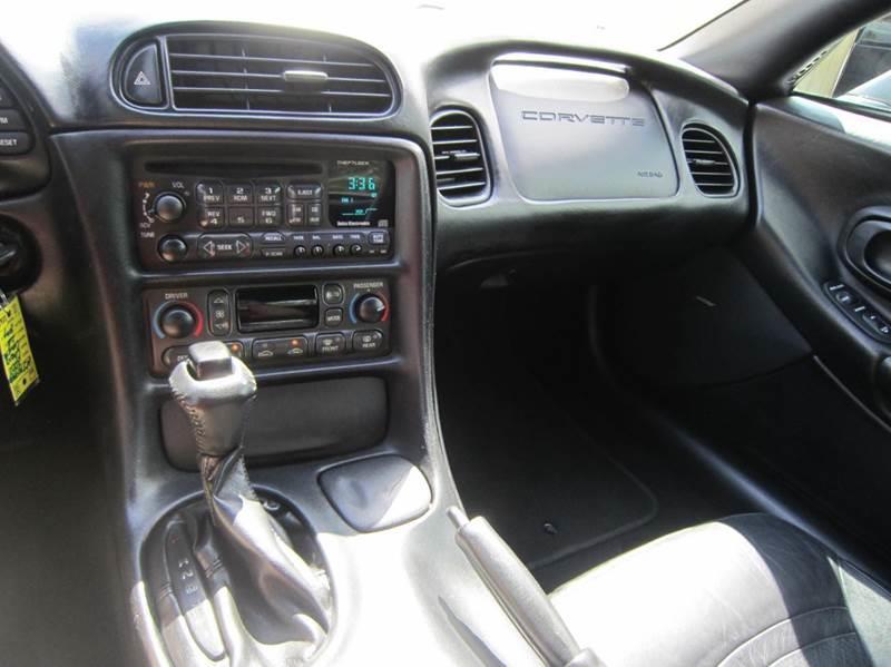 2003 Chevrolet Corvette 2dr Convertible - Longwood FL