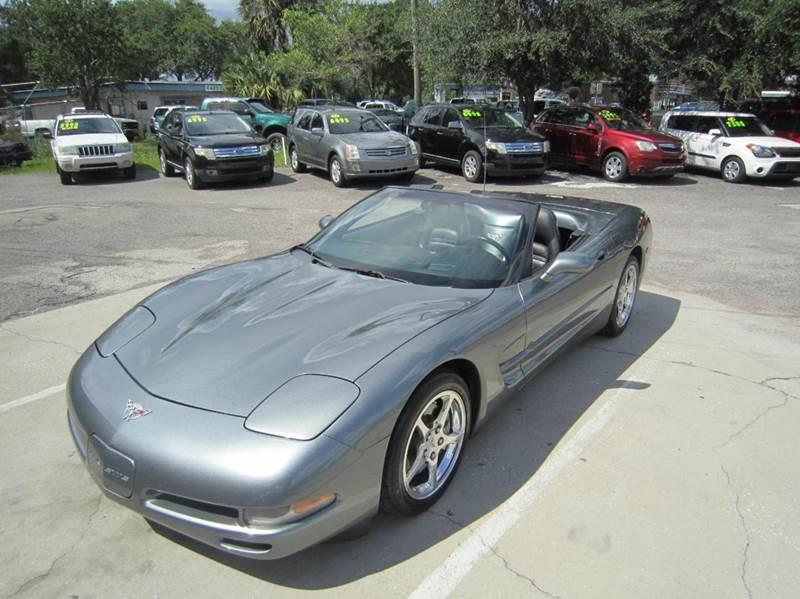 2003 Chevrolet Corvette 2dr Convertible - Longwood FL