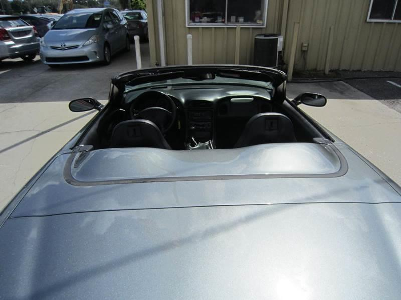 2003 Chevrolet Corvette Base 2dr Convertible - Longwood FL