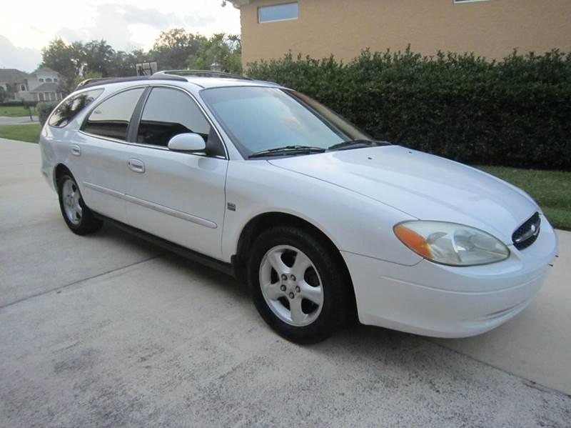 2001 Ford Taurus SE 4dr Wagon - Longwood FL