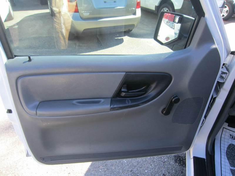 2010 Ford Ranger 4x2 XL 2dr Regular Cab SB - Longwood FL