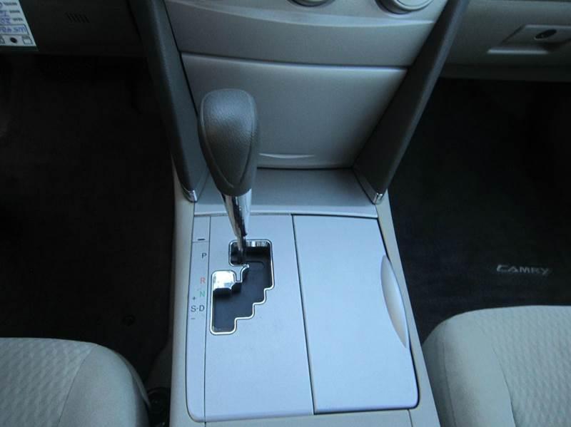 2011 Toyota Camry LE 4dr Sedan 6A - Longwood FL