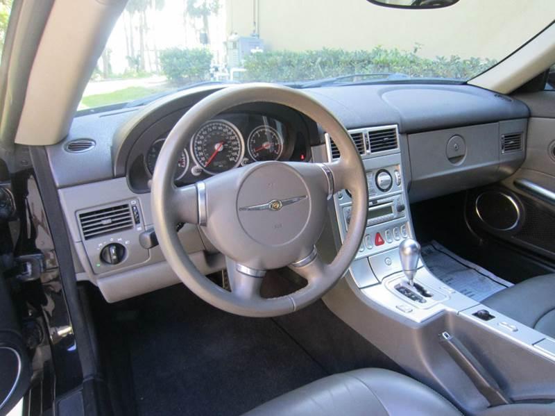 2005 Chrysler Crossfire Limited 2dr Roadster - Longwood FL