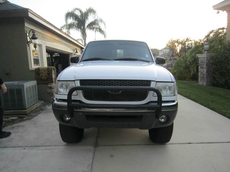 2001 Ford Ranger XLT 2dr SuperCab 2WD Flareside SB - Longwood FL