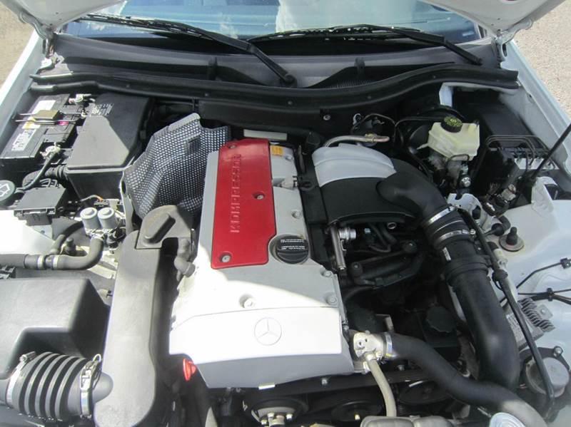 2001 Mercedes-Benz SLK SLK230 Kompressor 2dr Convertible - Longwood FL