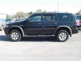 2002 Mitsubishi Montero Sport for sale in Longwood, FL