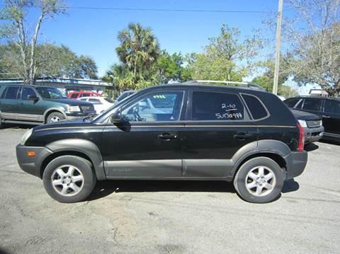 2005 Hyundai Tucson for sale in Longwood, FL