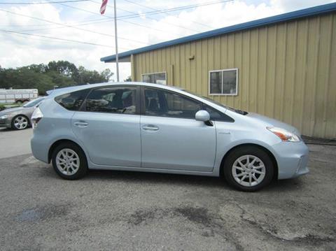 2013 Toyota Prius v for sale in Longwood, FL