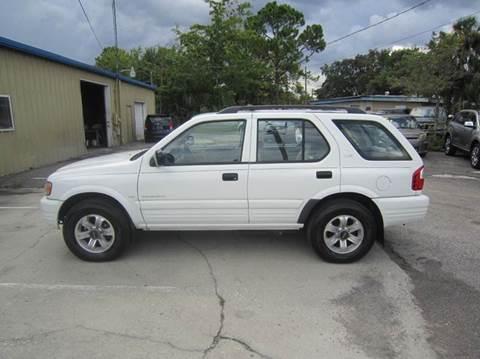 2000 Isuzu Rodeo For Sale In Longwood, FL