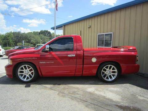 2004 dodge ram pickup 1500 srt 10 for sale winter haven fl. Black Bedroom Furniture Sets. Home Design Ideas