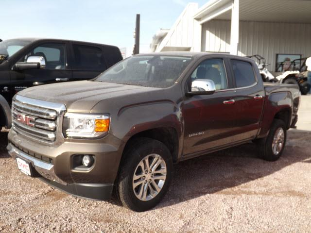 used 2015 gmc canyon 4wd slt in chadron ne at chadron gmc chrysler dodge jeep ram. Black Bedroom Furniture Sets. Home Design Ideas