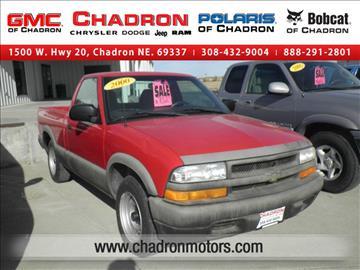2000 Chevrolet S-10 for sale in Chadron, NE