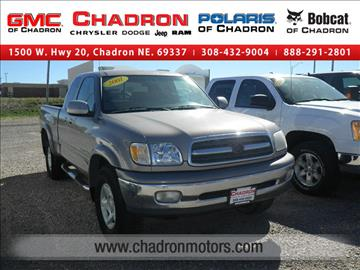 2001 Toyota Tundra for sale in Chadron, NE