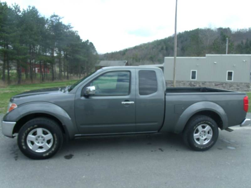 2006 Nissan Frontier Se 4dr King Cab 4wd Sb W Manual In