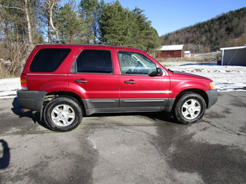 2004 Ford Escape Xlt 4wd 4dr Suv In Mansfield Pa