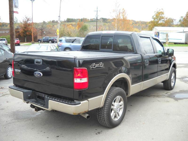 2008 Ford F 150 Lariat 4x4 4dr Supercrew Styleside 5 5 Ft