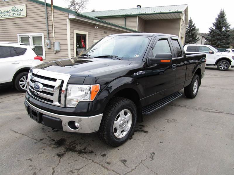 2011 ford f 150 4x4 xlt 4dr supercab styleside 6 5 ft sb in mansfield pa mansfield motors. Black Bedroom Furniture Sets. Home Design Ideas