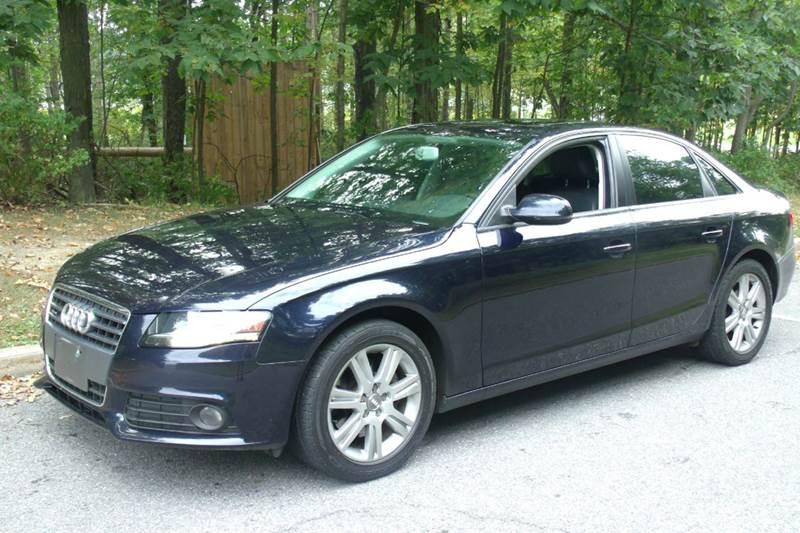 2010 audi a4 2 0t quattro premium awd 4dr sedan 6a in. Black Bedroom Furniture Sets. Home Design Ideas