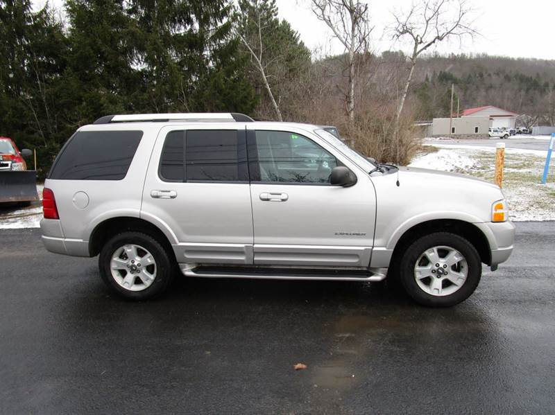2005 ford explorer limited 4wd 4dr suv in mansfield pa mansfield motors. Cars Review. Best American Auto & Cars Review