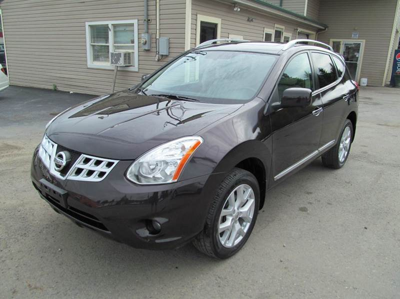2013 Nissan Rogue Sl W Nav Awd 4dr Crossover In Mansfield