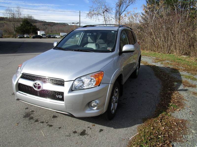 2010 toyota rav4 limited 4x4 4dr suv v6 in mansfield pa. Black Bedroom Furniture Sets. Home Design Ideas