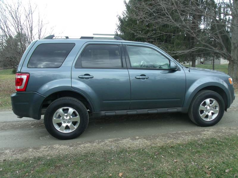 2011 Ford Escape Limited Awd 4dr Suv In Mansfield Pa