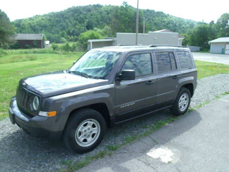 2014 jeep patriot sport 4dr suv in mansfield pa