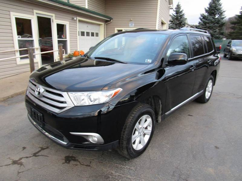 2012 toyota highlander base awd 4dr suv in mansfield pa