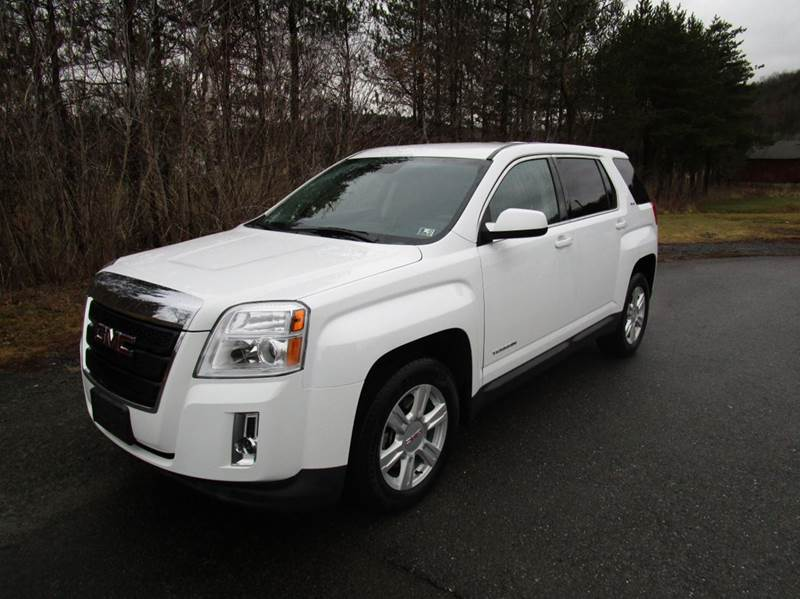 2015 gmc terrain awd sle 1 4dr suv in mansfield pa mansfield motors. Black Bedroom Furniture Sets. Home Design Ideas