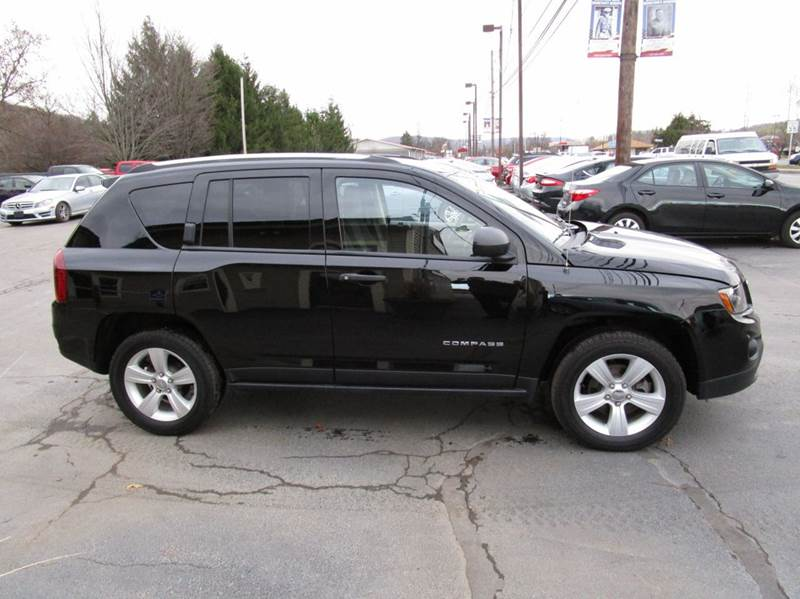 2016 jeep compass 4x4 sport 4dr suv in mansfield pa
