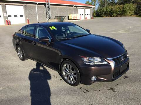 2014 Lexus GS 350 for sale in Mansfield, PA