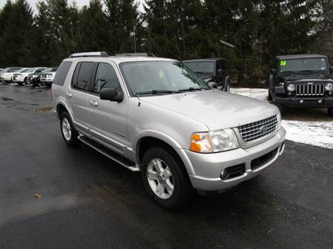 2005 Ford Explorer for sale in Mansfield, PA