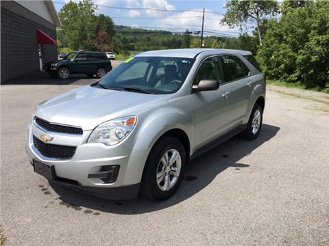 2011 Chevrolet Equinox for sale in Mansfield, PA
