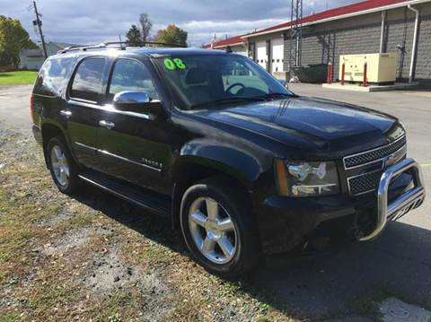 2008 Chevrolet Tahoe for sale in Mansfield, PA