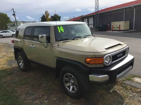 2014 Toyota FJ Cruiser for sale in Mansfield, PA