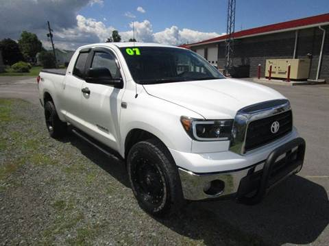 2007 Toyota Tundra for sale in Mansfield, PA