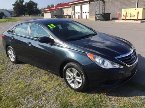 2013 Hyundai Sonata for sale in Mansfield, PA