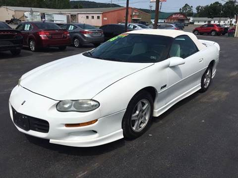 1998 Chevrolet Camaro for sale in Mansfield, PA