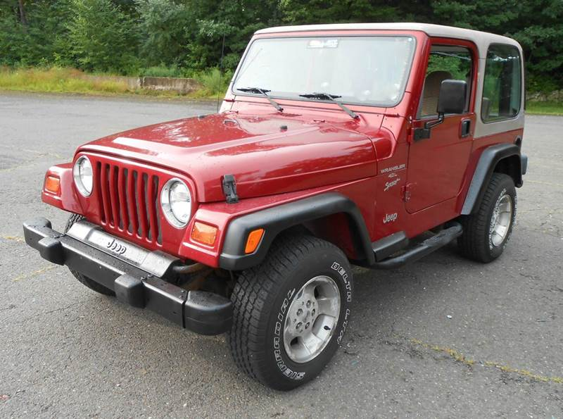 1999 jeep wrangler for sale in waterbury ct. Black Bedroom Furniture Sets. Home Design Ideas