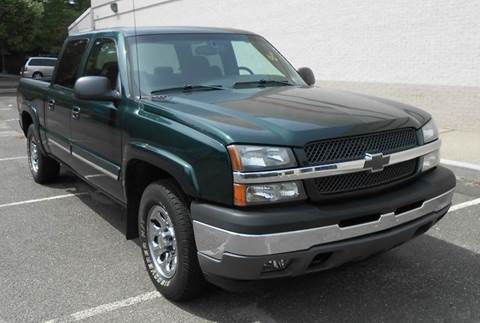2005 Chevrolet Silverado 1500 for sale in Waterbury, CT