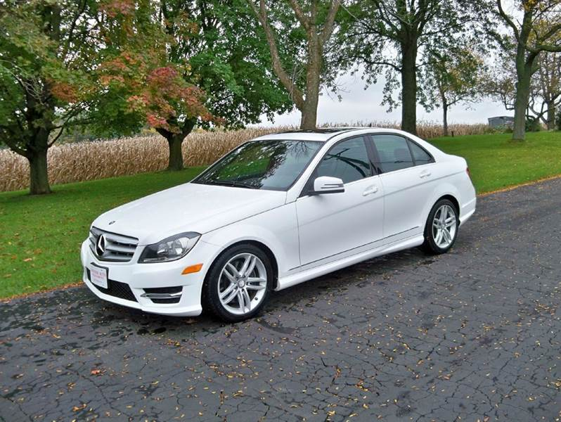 2013 mercedes benz c class awd c300 sport 4matic 4dr sedan for Mercedes benz c300 sport 4matic