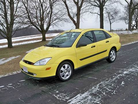 2001 Ford Focus for sale in West Bend, WI