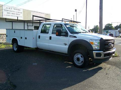 2016 Ford F-450 Super Duty for sale in Langhorne, PA