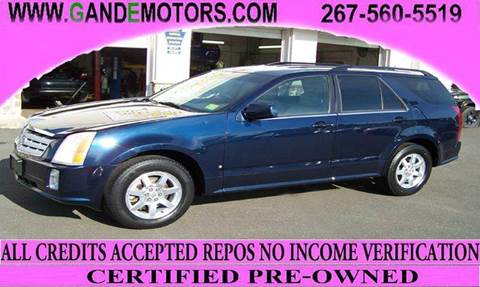 2007 Cadillac SRX for sale in Langhorne, PA
