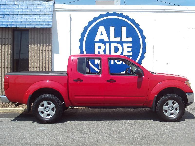 2008 Nissan Frontier CREW CAB LE - Norfolk VA