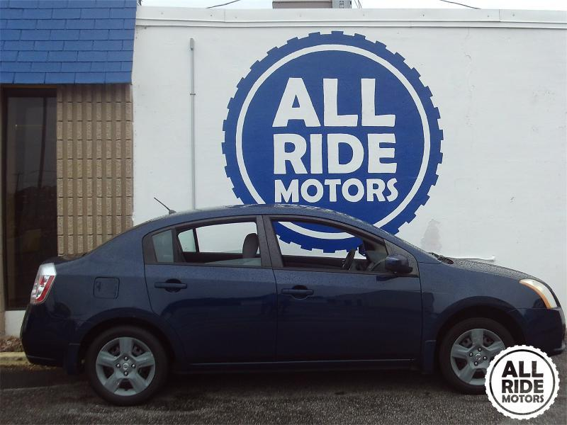 2008 Nissan Sentra 2.0 4dr Sedan - Norfolk VA